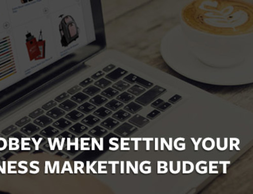 6 Rules to Obey When Setting Your Small Business Marketing Budget